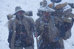 映画『劒岳 点の記』観てきました。劇場は超満員でした。