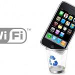 iPhoneはソフトバンクとの契約終了後も無線LAN(wi-fi)環境内でネットがつながるそう!iPhoneのアピールポイントになると思うなあ…。