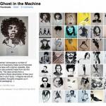 ボクらを散々悩ませたwカセットテープのからまるテープを使って、著名人の肖像画を描くアーティストErika Iris Simmonsを紹介。