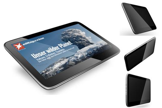 iPadの対抗機種で初めてイイと思ったヨ!欧州市場で「iPadキラー」と呼ばれているドイツNeofonie社の端末「Wepad」のクオリティが高そう。