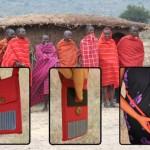 """世界を変えるデザイン!?アフリカ農村地域での通話を想定したソーラーパワーで動くボタン1つの携帯電話 """"Communication for Rural Africa"""""""