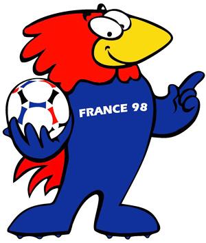 2010 FIFAワールドカップ南アフリカ大会 ... FIFAワールドカップ ドイツ大会のマス