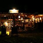 夜の海の家へ行こう!(神奈川)森戸海岸『OASIS』一色海岸『Blue moon』『UMIGOYA』