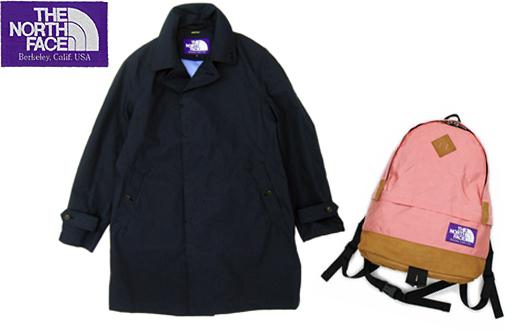 R35オススメショップ! 代官山nanamica THE NORTH FACEパープルラベルいつかは、欲しい GORE-TEX® Soutien Collar Coat