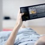 次世代iPad 2 or 3はTAT moibleを意識してこうなるw!?画面サイズが自由に調整できる、映画マイノリティーリポートばりの技術プロモーションムービー。