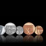 英国硬貨選定にまつわるすべての話がデザイン的!「国章の盾」をモチーフにした、デザイナーMatthew Dentさんの硬貨デザインは公募から選ばれた!