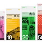 """まるで博物館や美術館のチケットの様なデザイン性のあるドル紙幣!?デザイナーが提案するお金・お札デザイン""""dowling duncan US bank note designs"""""""