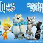 2014年ソチ冬季五輪の公式マスコット『ユキヒョウ』『ウサギ』『シロクマ』。 シロクマに「子グマのミーシャ」の作者が「盗作被害」を訴えているそうです。似てる?似てない?