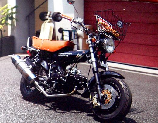 世田谷ベースの気になるバイク!HONDA DAX!同じバイクが買える!?