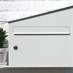 雨水を上手に活用して、玄関・郵便ポスト周りを明るくしてくれるデザインポスト「グリーンメールボックス」。思わず「おぉぉっ〜」とうなりたくなる!