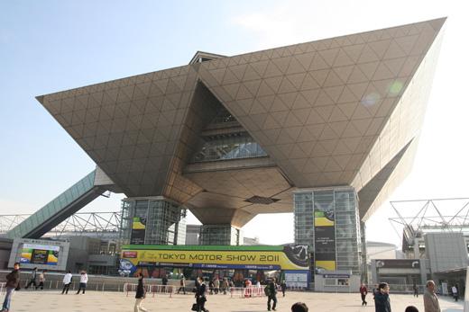 東京モーターショー2011行ってきました。カー・オブ・ザ・イヤーからコンセプトカーまで写 真撮ってきました。