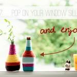 簡単に空き瓶や椅子など身時かなモノをおしゃれなインテリアにする方法!