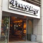 """雑誌""""Free&Easy""""の旗艦店 北青山のラギッドミュージアムに行って来ました。ラギッドファッションと雑誌フリー&イージーのバックナンバーもあります。"""