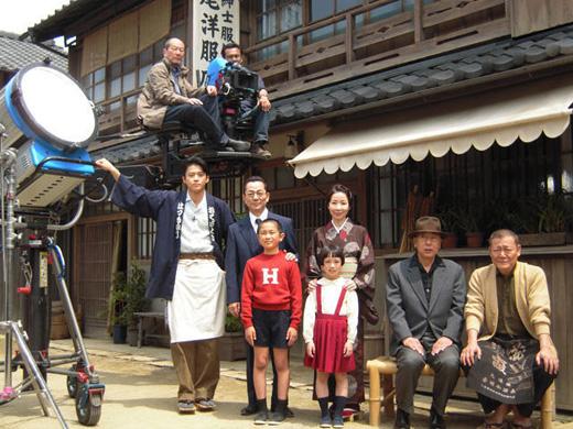 妹尾河童のベストセラー小説『少年H』が映画化!2013年夏に公開!「釣りキチ三平」好きにおすすめ!?