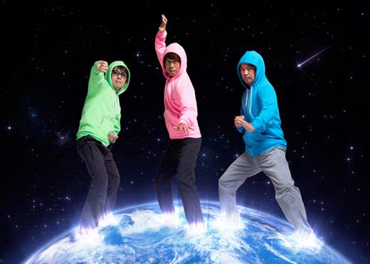 奥田民生、YO-KING、桜井秀俊の3人からなる新人バンド「地球三兄弟」11月28日にデビュー!全国ツアーも決定!