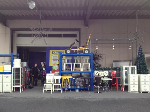 横浜インター側のD.F.Service(ダルトンファクトリーサービス)町田店のSALEに行ってきました。