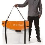 車がなくても、置く場所がなくても、大丈夫! 折りたたみカヤック「Oru Kayak」で釣りに行きたい!
