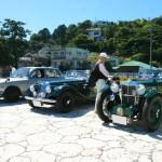 時代を超えた世界の名車フェスティバル〜熱海ヒストリカG.P.を見に、伊豆 長浜海浜公園へ