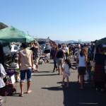 1年ぶりに七里ケ浜フリーマーケットへ行ってきました。やはり面白いものがある!