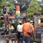 2013年11月2日(土)に行われたGo Green Marketに行ってきました!