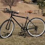 おしゃれ自転車に改造計画!モデルは、レトロ感ただようLinus Bike GASTON3!