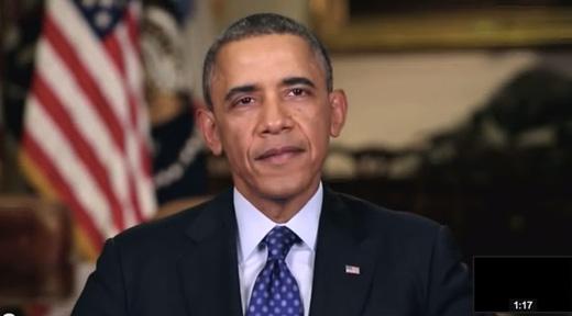 オバマ大統領が子どもたちに向かって語りかけるメッセージが良かった。