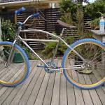 ビーチクルーザー風自転車、ストリートクルーザー、BMXクルーザーがかっこいい!!