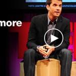 モノが捨てれなくて…という人におすすめ。グラハム・ヒルのTEDカンファレンス「ものは少なく、幸せは多めに」。