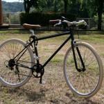 レトロ感ただようLinus Bike風自転車改造計画!完成!!かなり格好良くなった!!